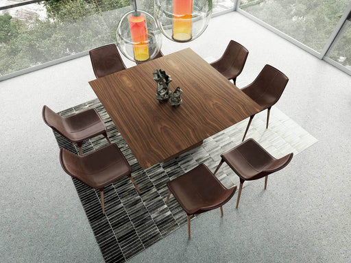 "Pending - Modloft Dining Tables Greenwich 55"" Dining Table - Available in 2 Colors"