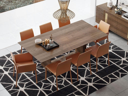 "Pending - Modloft Dining Tables Greenwich 87"" Dining Table - Available in 2 Colors"