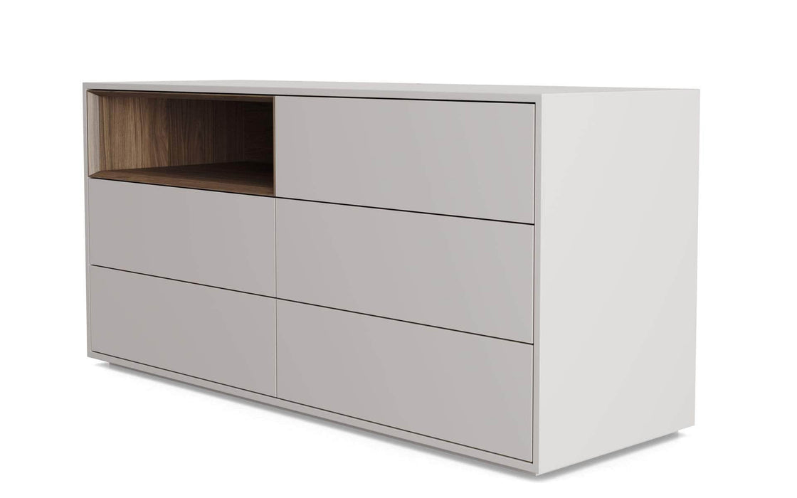Pending - Modloft Dressers Chateau Gray Madison Dresser - Available in 2 Colors