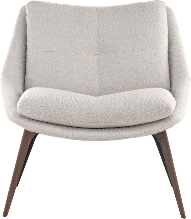 Pending - Modloft Lounge Chairs Birch Fabric Columbus Lounge Chair - Available in 2 Colors
