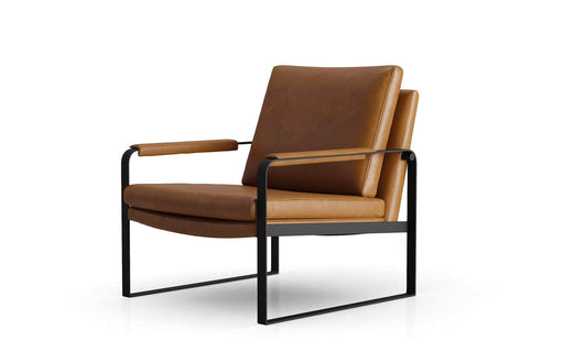 Pending - Modloft Lounge Chairs Charles Lounge Chair - Available in 2 Colors