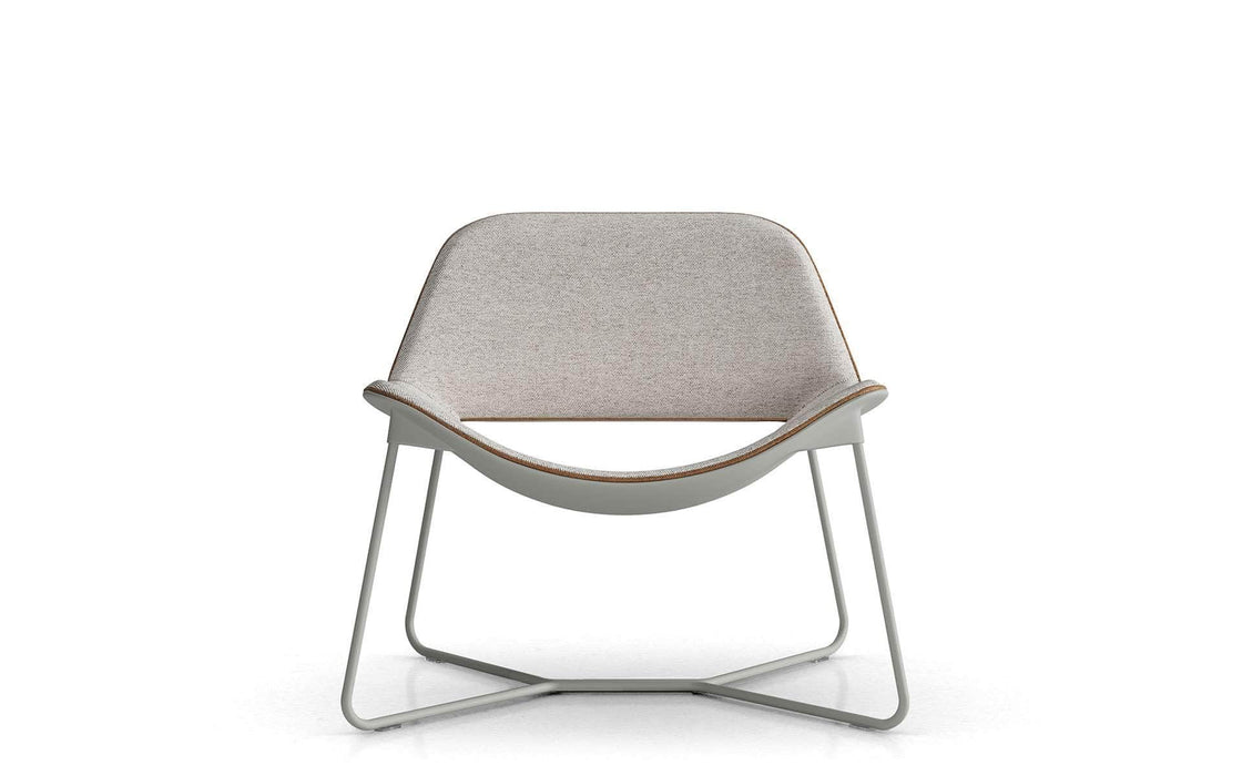 Pending - Modloft Lounge Chairs Oakley Lounge Chair - Available in 2 Colors