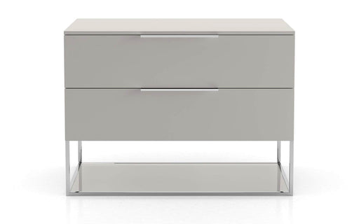 Pending - Modloft Nightstands Chateau Gray Bowery Nightstand - Available in 3 Colors
