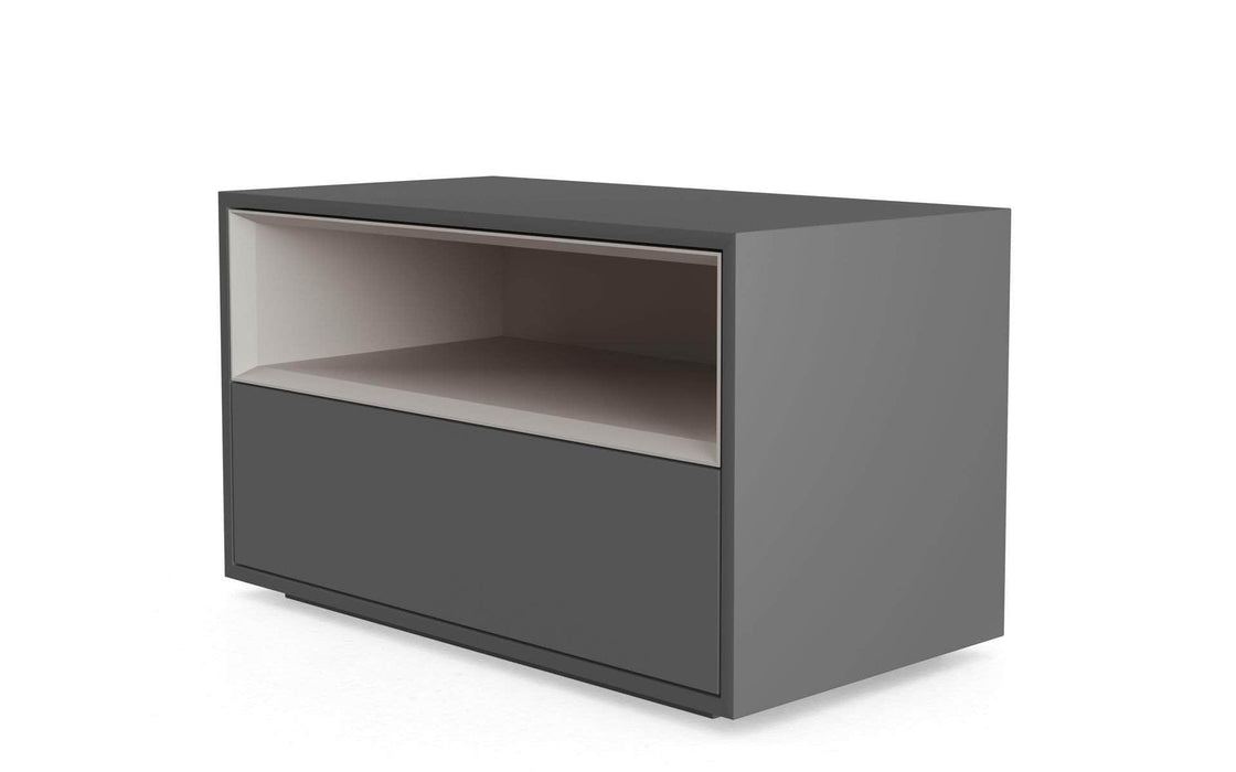 Pending - Modloft Nightstands Chateau Gray Madison Nightstand - Available in 2 Colors