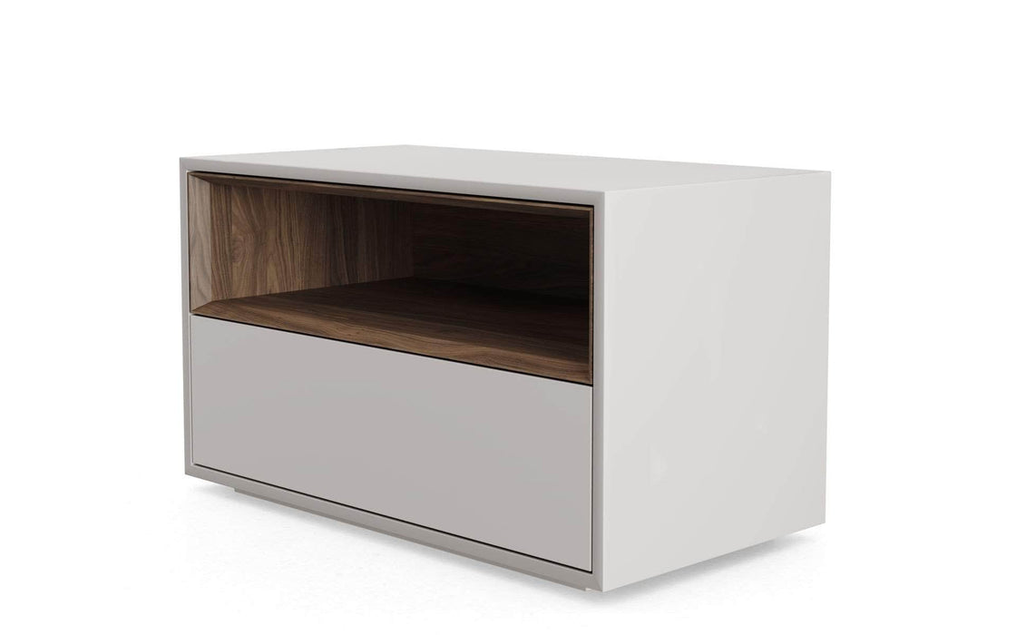 Pending - Modloft Nightstands Dark Gull Gray Madison Nightstand - Available in 2 Colors
