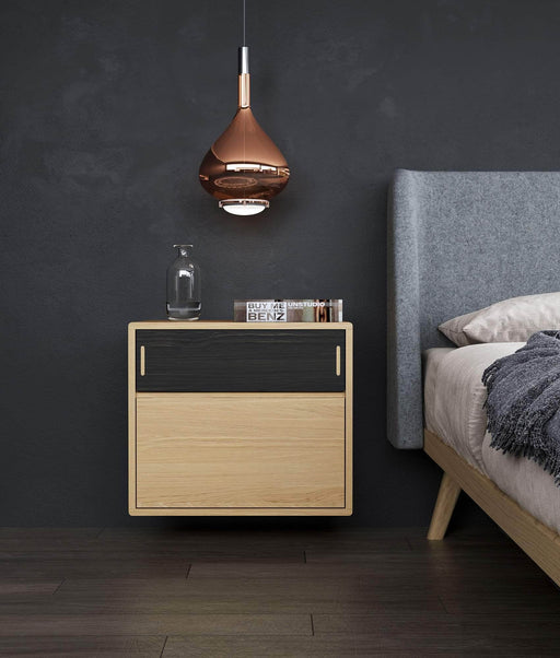 Pending - Modloft Nightstands Haru Nightstand - Available in 3 Colors and 2 Styles