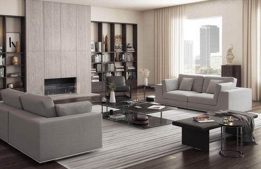 Pending - Modloft Sectionals Perry Sectional 2 Seat Sofa - Available in 2 Colors