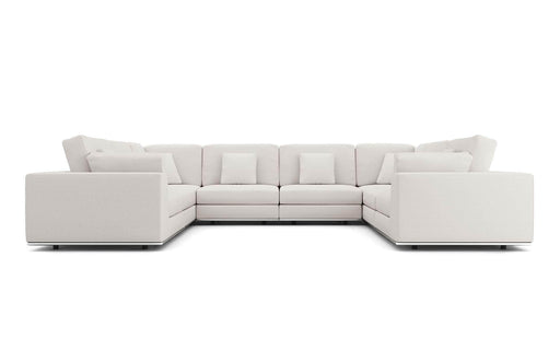 Pending - Modloft Sectionals Perry Sectional U Sofa - Available in 2 Colors
