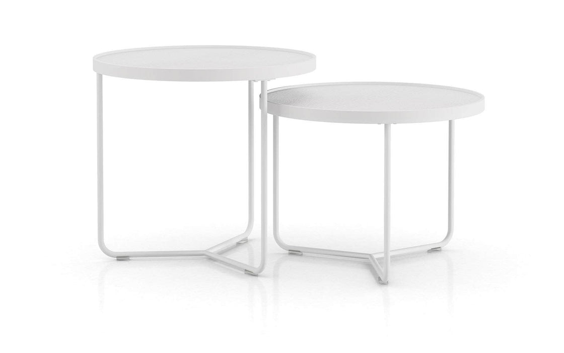 Pending - Modloft Side Tables Adelphi Nesting Side Tables - Available in 4 Colors
