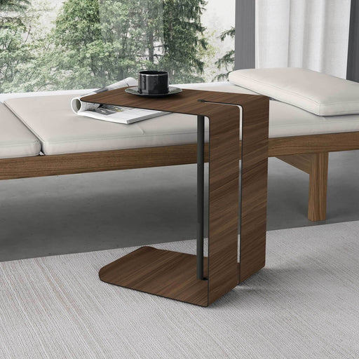 Pending - Modloft Side Tables Nassau Side Table in Walnut