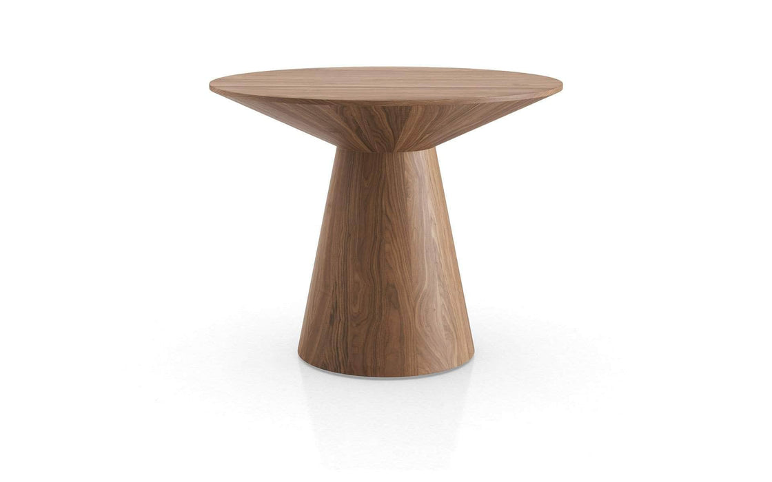 Pending - Modloft Side Tables Walnut Sullivan Side Table - Available in 2 Colors
