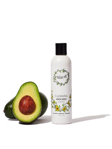 cleansing avocado shampoo