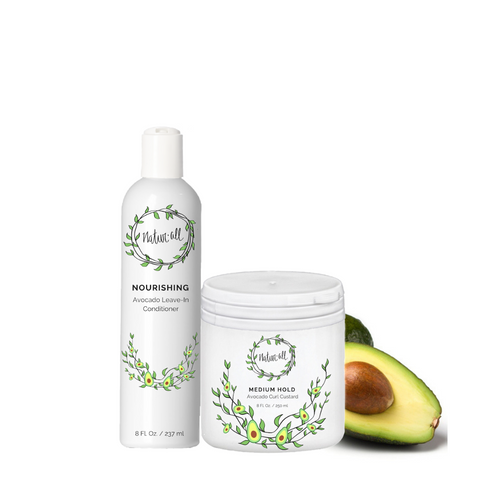 avocado leave in products