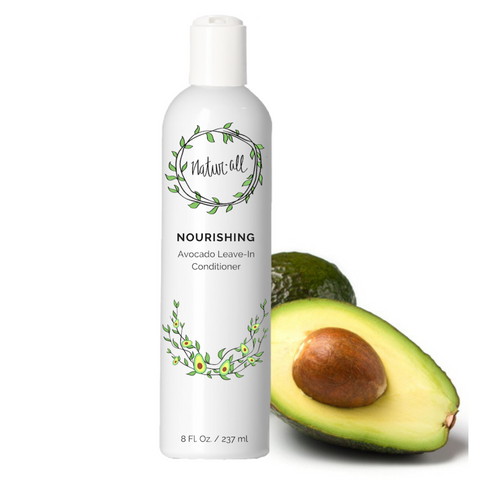nourishing avocado conditioner