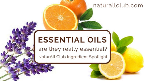 Essential oils ingredient spotlight