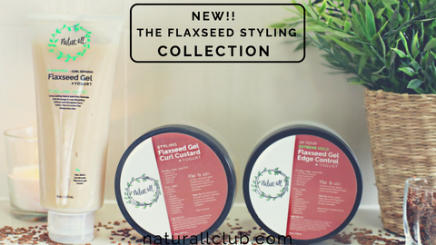 The Flaxseed Styling Collection