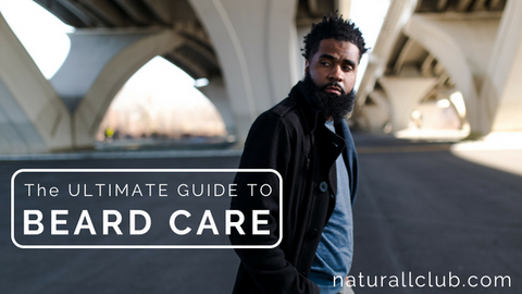 the ultimate guide to beard care