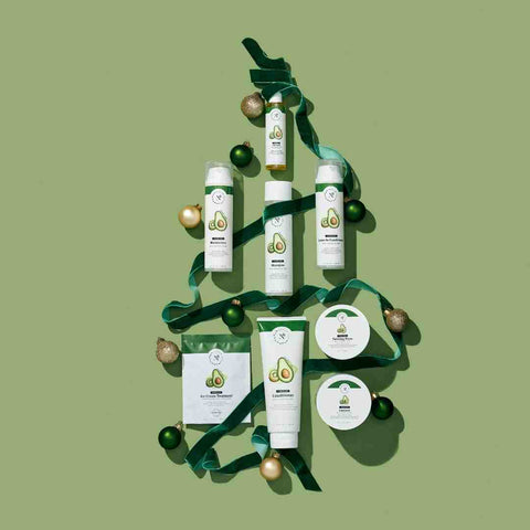 naturall organic hair products hydration line avocado