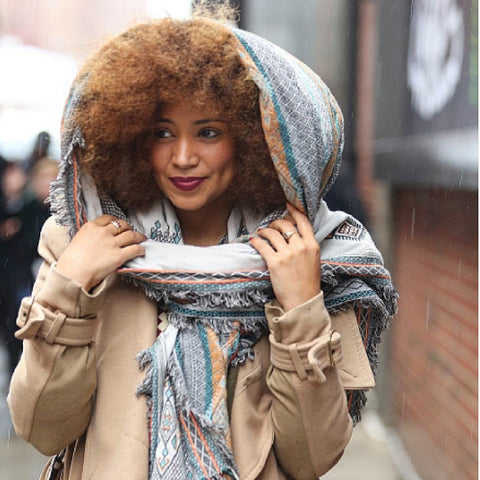 10 Ways To Protect Natural Hair In The Winter Naturall