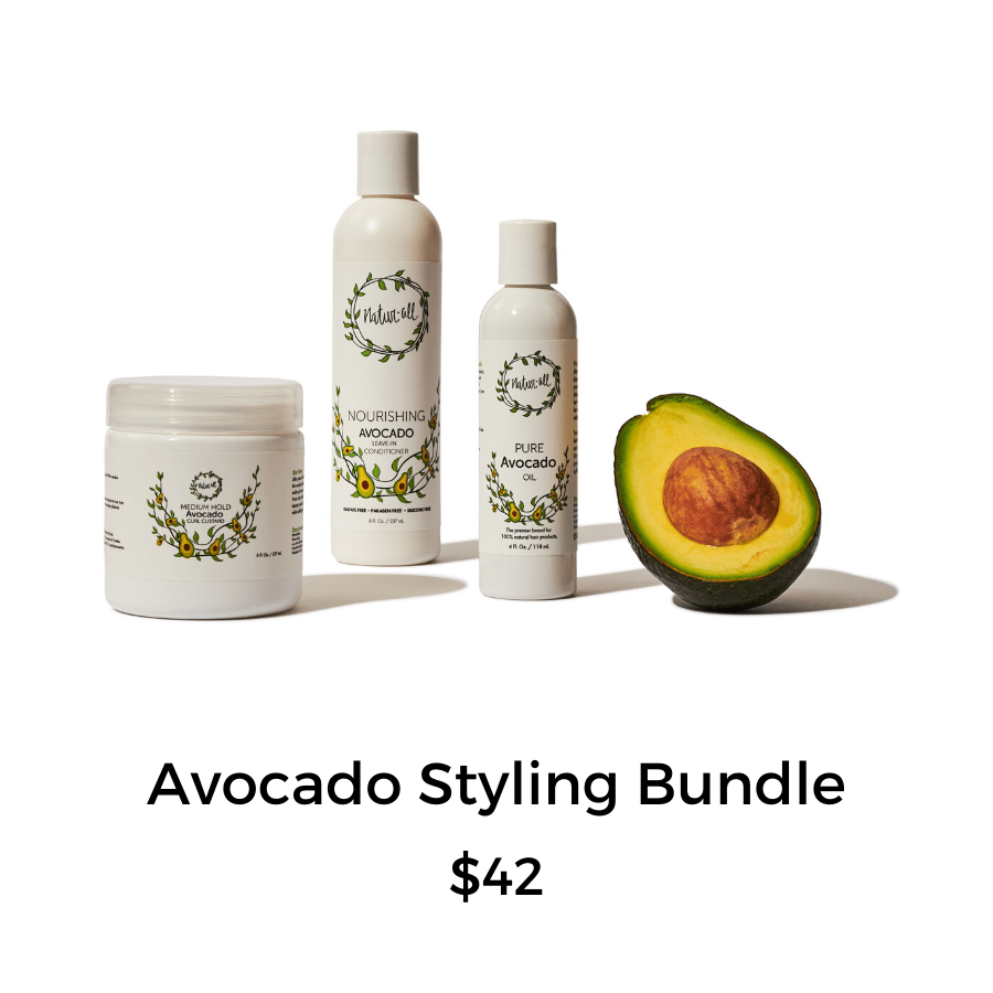 avocado styling bundle