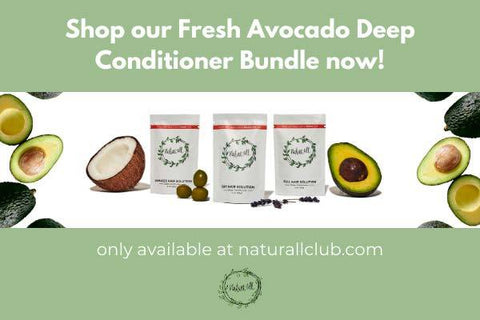 fresh avocado deep conditioners