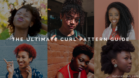 guide to curl pattern