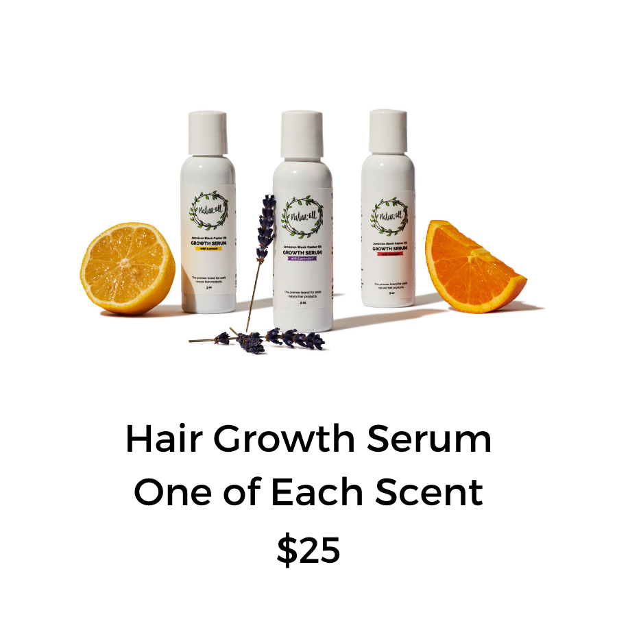 Growth Serum Bundle