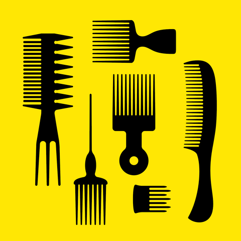 hair tools for natural hair