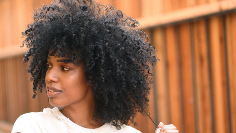 lock in moisture with anti-humectant natural hair