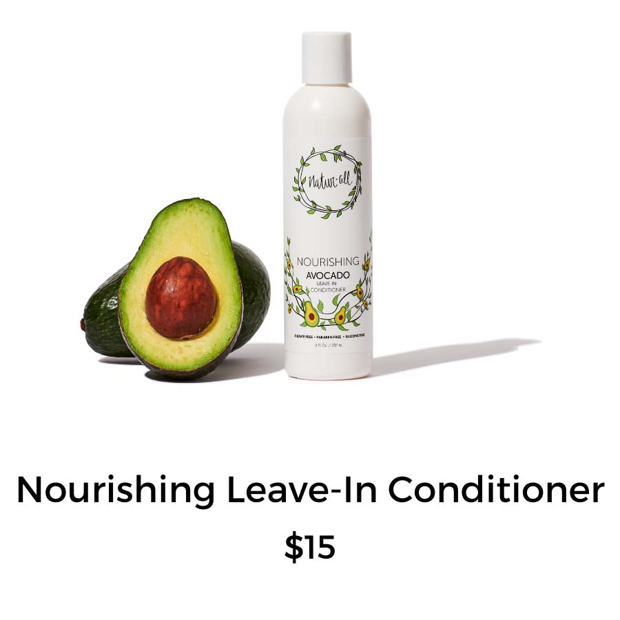nourishing avocado leave in conditioner