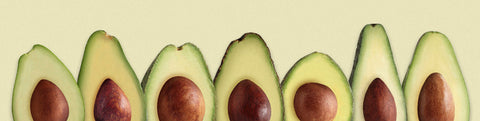 NaturAll Club's products contain fresh avocados