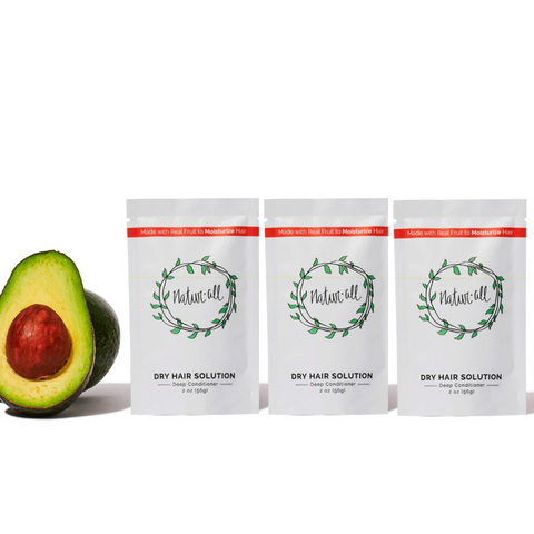 Fresh Avocado Deep Conditioner Bundle