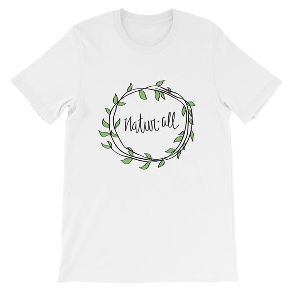 NaturAll Club Short-Sleeve Unisex T-Shirt