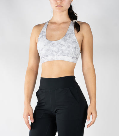 Arise Sports Bra - Titan