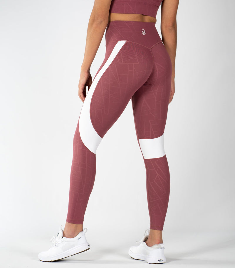 Crown Me Leggings - Titan