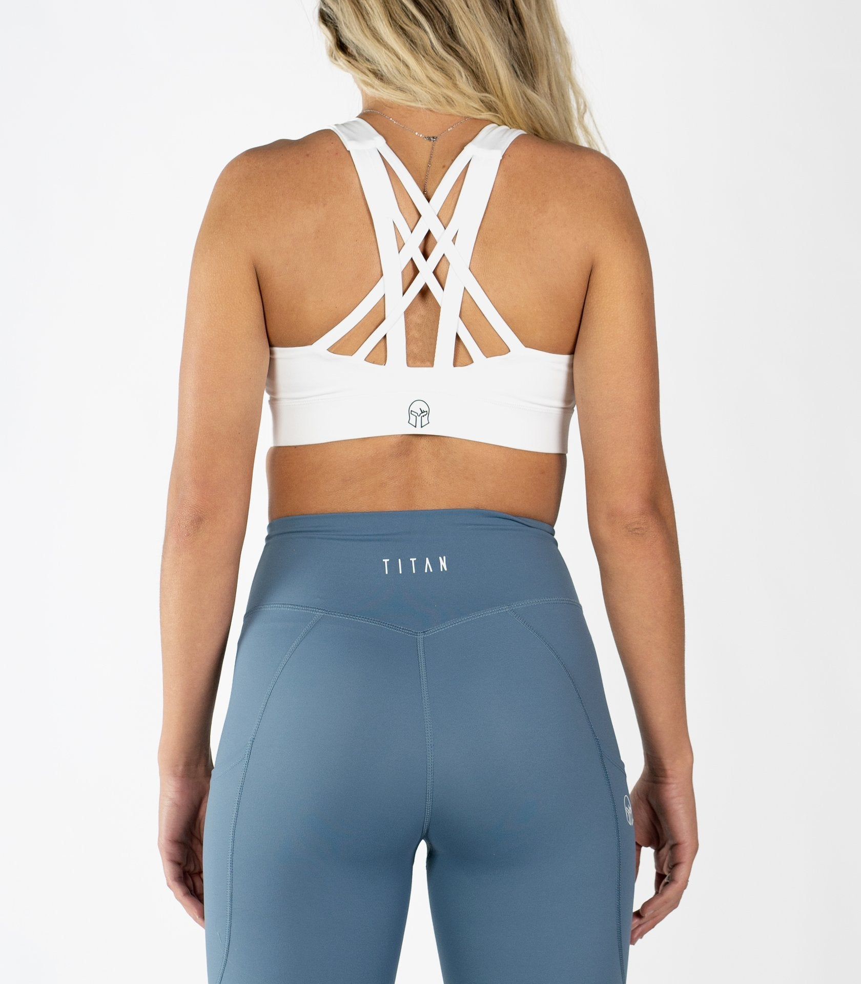 Flex Sports Bra - Titan