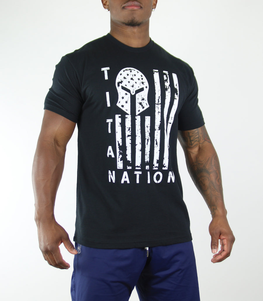 Titan Nation Tee - Titan