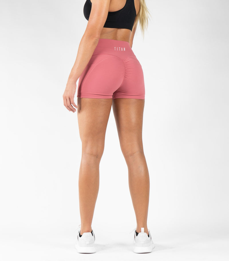 Peachy Shorts - Titan