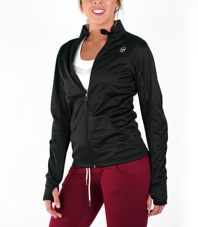 Tech-Zip Jacket - Titan