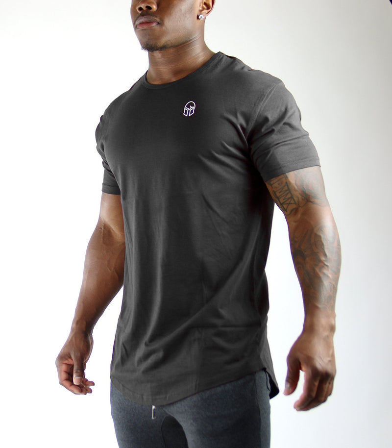 Scoop Tee - Titan