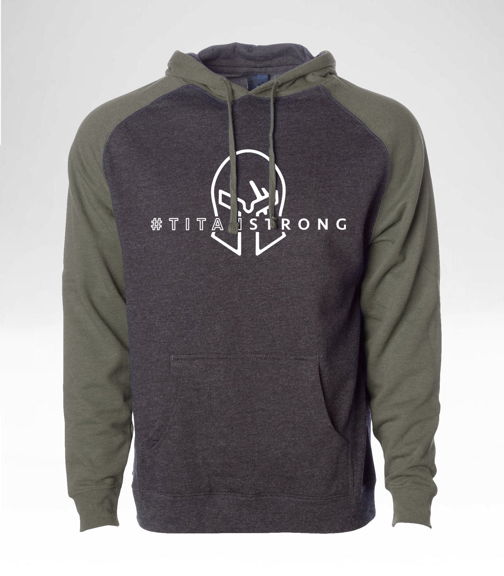 #TitanStrong Hoodie (PRE-ORDER) - Titan