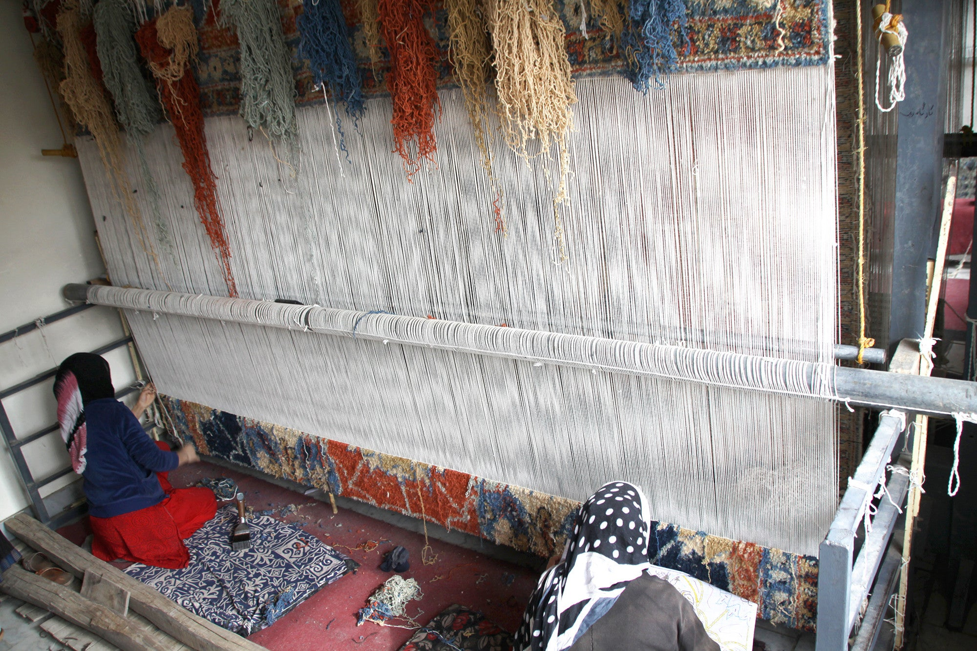 Sakhi-Weaving-Workshop