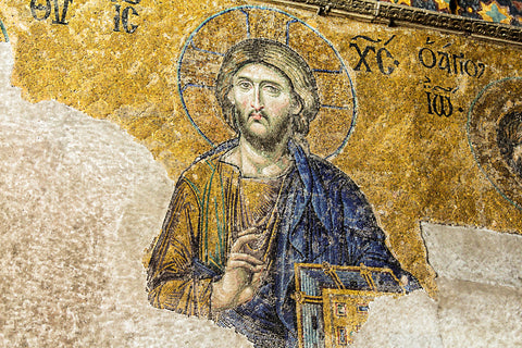 Mosaic Art in Churches - Snazzy Bazaar