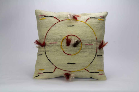 Cushion Cover - Bull's Eye-Snazzy Bazaar