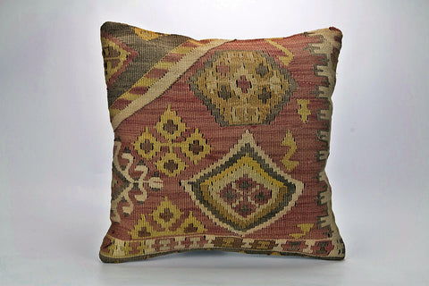 Cushion Cover - Mustard Brown-Snazzy Bazaar