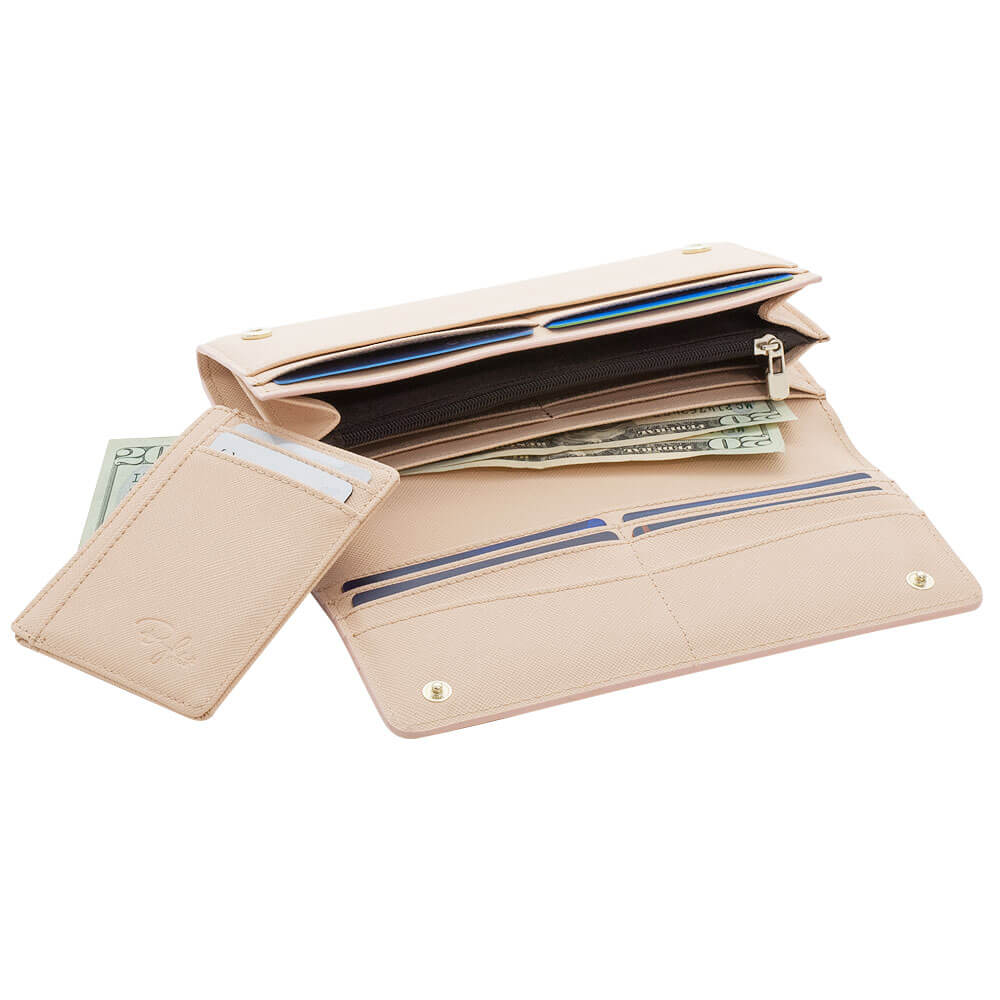 The Krista Bifold RFID Wallet