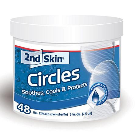 2nd Skin Dressing Jars - Rochester Medical Supplies