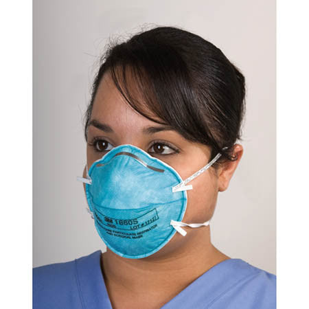 3M N95 Particulate Respirator 1860 - Rochester Medical Supplies