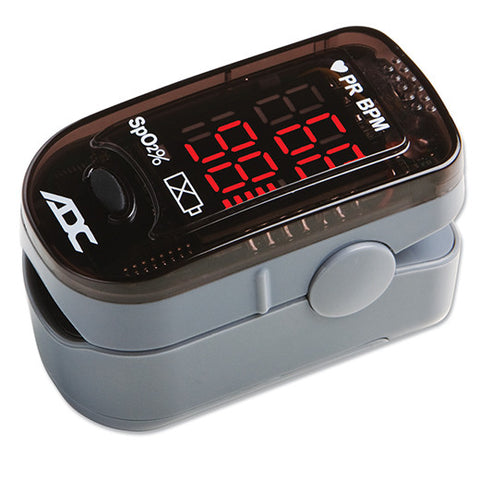 ADC Advantage 2200 fingertip Pulse Oximeter - Rochester Medical Supplies