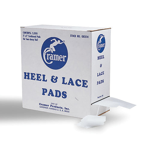 Cramer Heel & Lace Pads - Rochester Medical Supplies